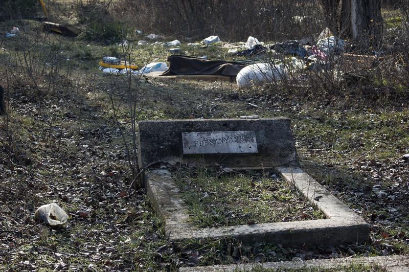 Pestszentimre régi temetője - fotó: hatja