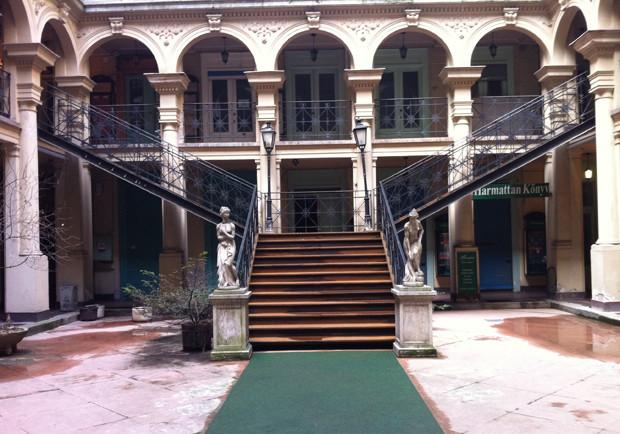 PALOMA - kortárs kreatív projekt a belvárosban