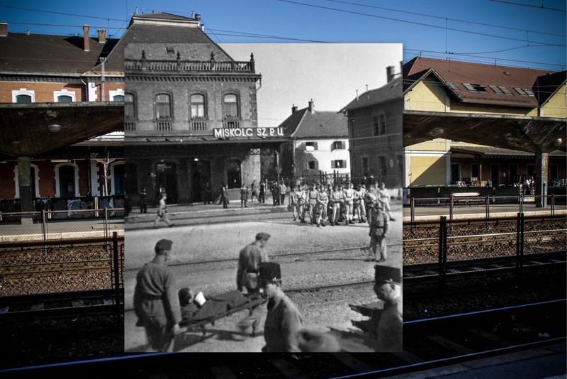 Ablak a miskolci múltra - fotó: Cziffra Andrea http://cziffraandi.tumblr.com