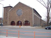 Csonkatornyú templom