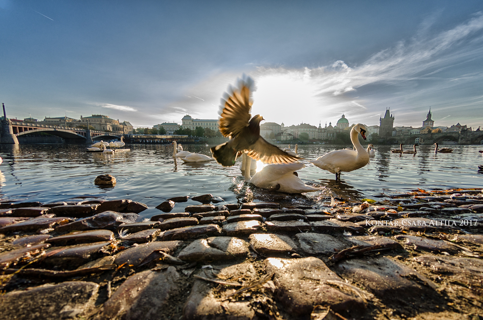 Prágai reggel