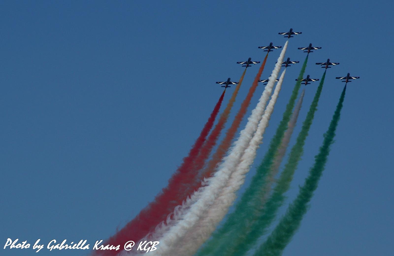 KGBphoto: Frecce Tricolori