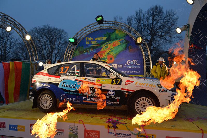 ERC Rally Liepaja-Ventspils, Latvia 01-03 February 2013