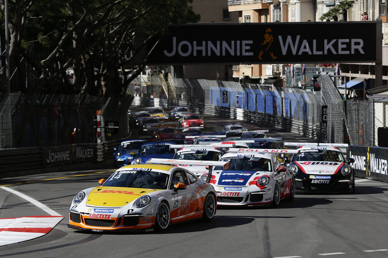 Porsche Mobil 1 Supercup 2013