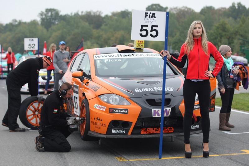 FIA Etcc Brno, Czech Republic 04-06 October 2013