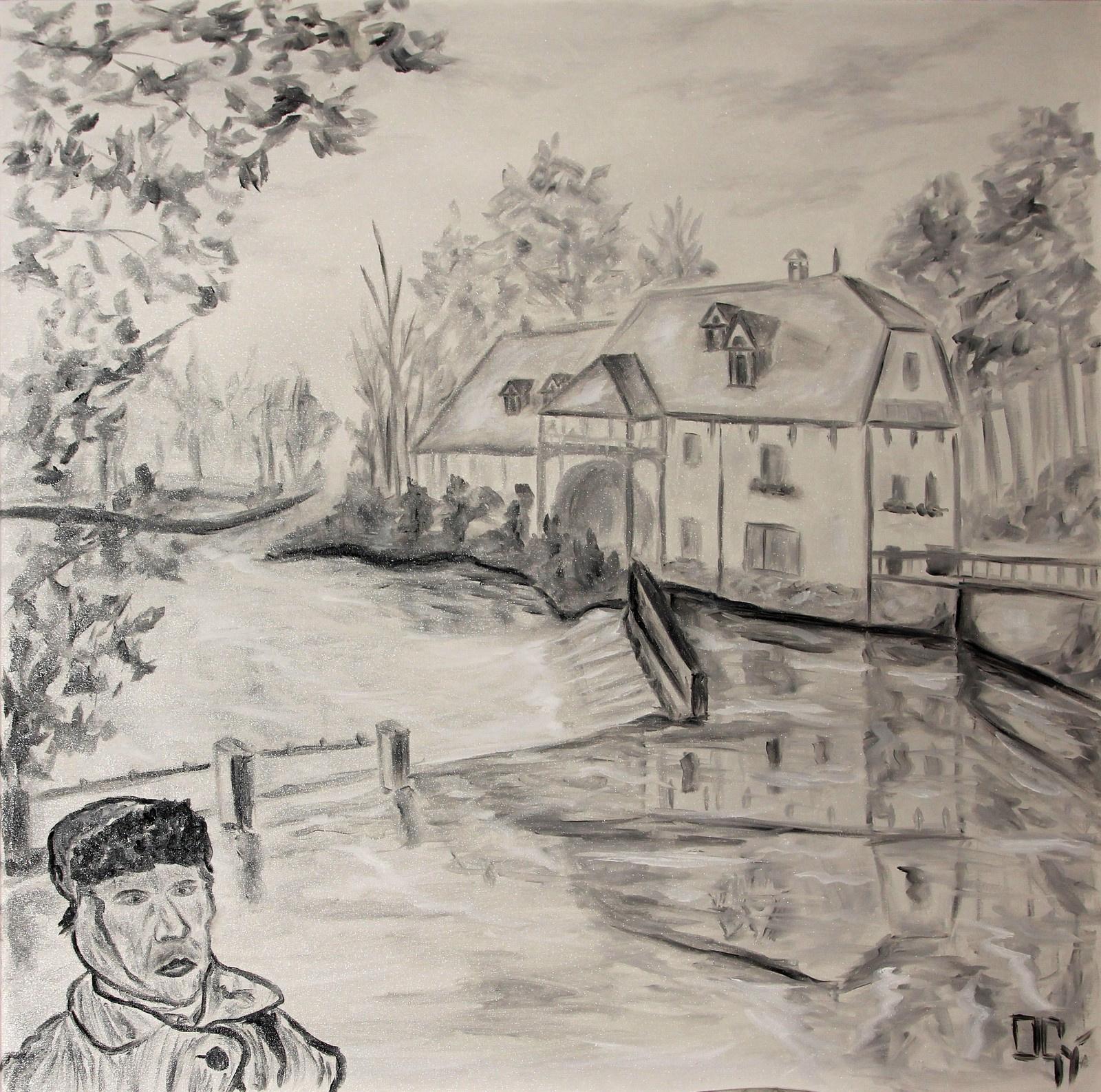 dobusgyorgy: Van Gogh szelleme - indafoto.hu