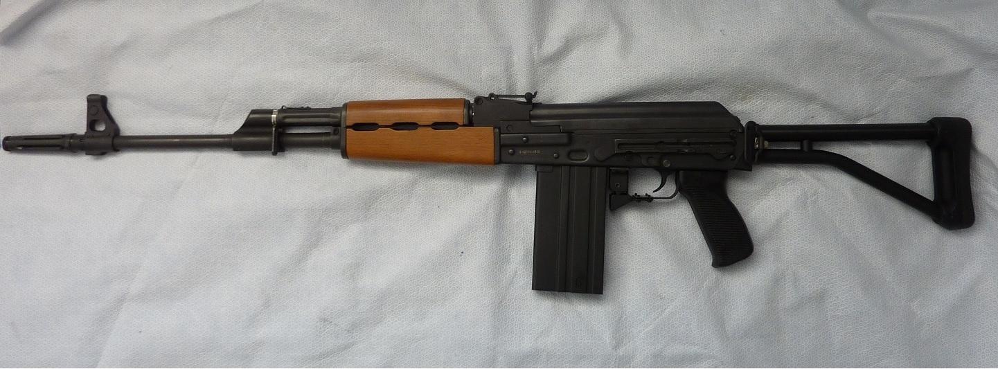 WTS: Zastava M77 -Yugo  308 AK - Calguns net