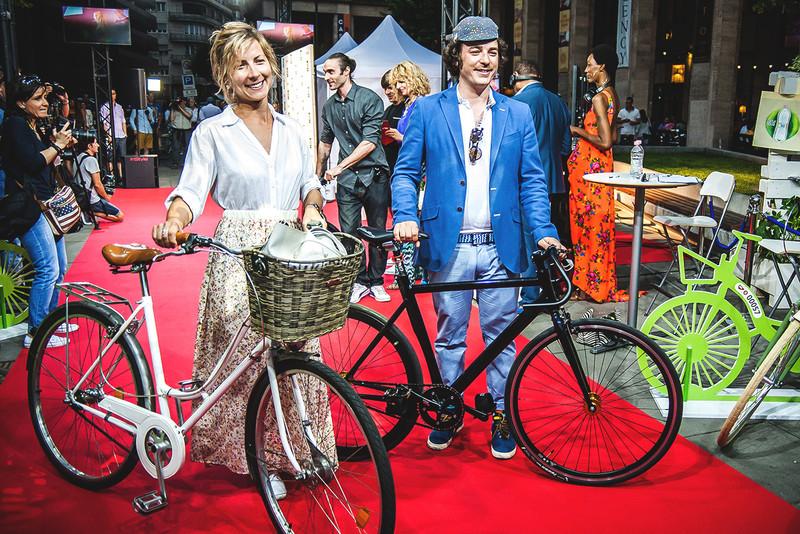 InStyle és Cyclechic bemutatja: Bringával a vörös szőnyegen - 2015