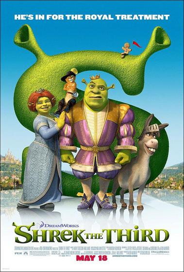 02: Harmadik Shrek (2007)