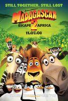 Madagaszkár 2 plakát 2