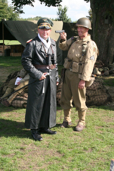 Monty: detling2006-WWII by monty 11