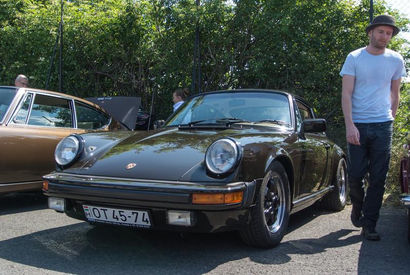 Kalapos Porsche