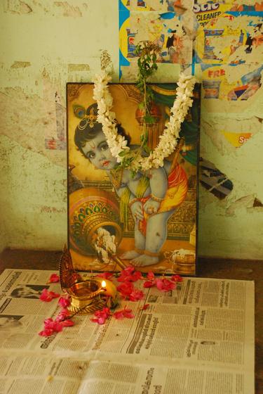IndiaPass: Indiai közért