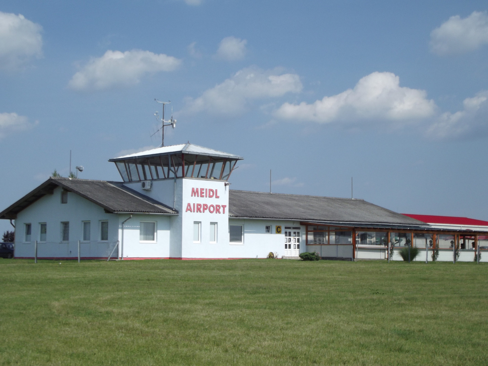 Meidl Airport Fertőszentmiklós