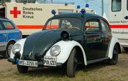 Polizei VW Käfer 01