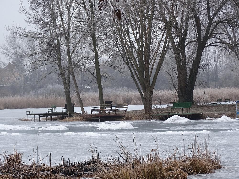 Veresegyház - tó 3