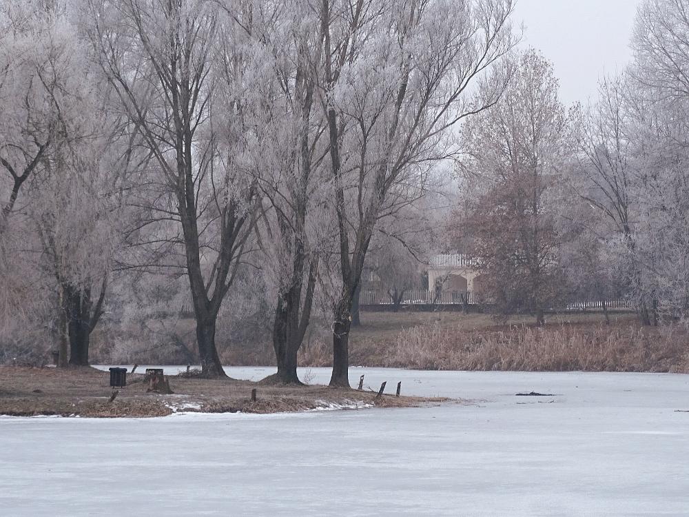 Veresegyház - tó part 9