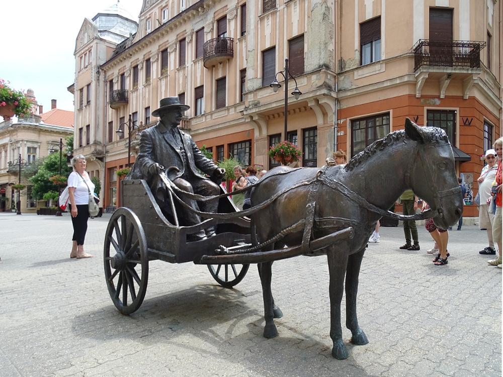 Kaposvár - 38 - Rippl szobor