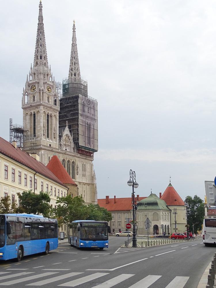 Zágráb 76 - katedrális