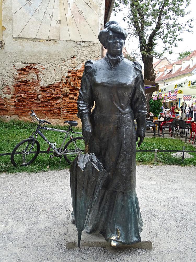 Zágráb 84 - Marija Jurics Zagorka