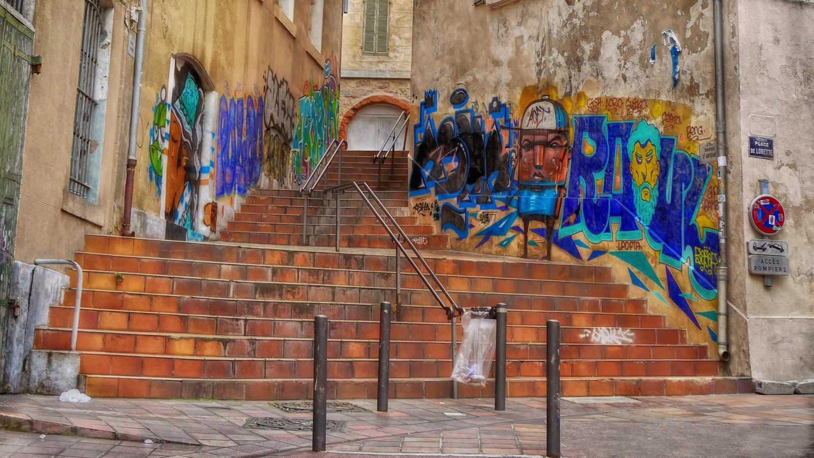Costa - Marseille Panier negyed
