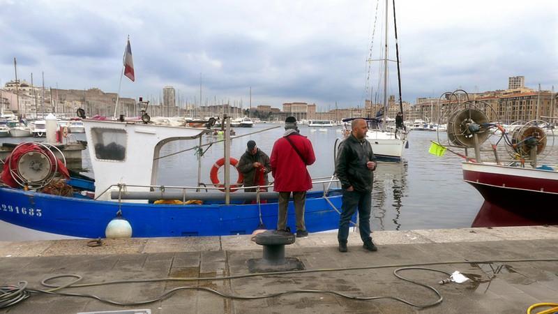 Costa - Marseille kikötő 211