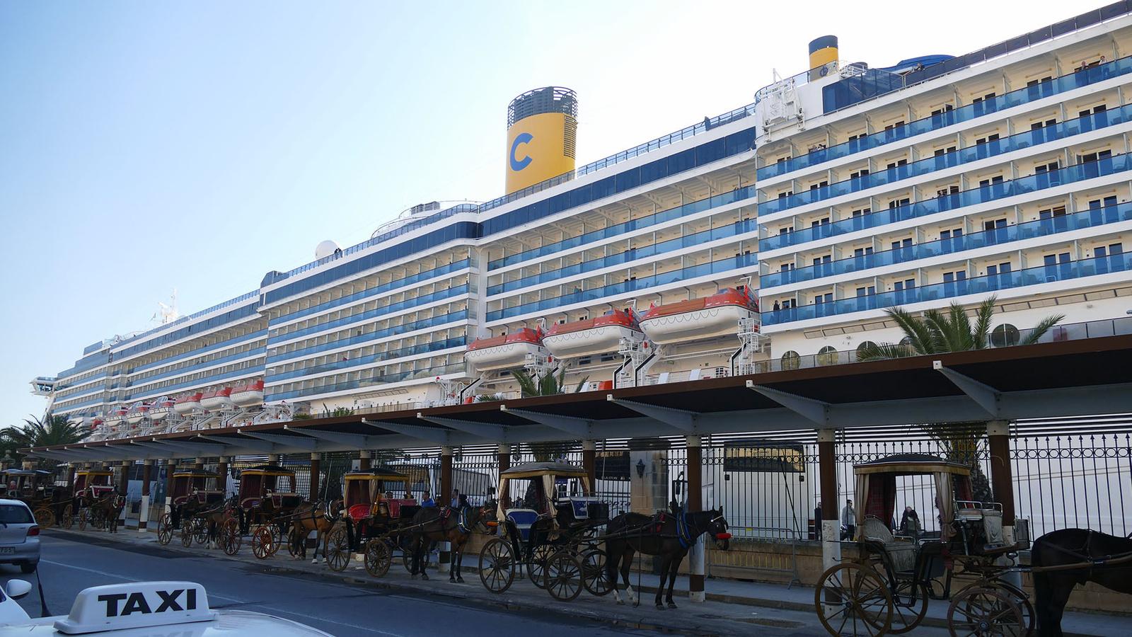 Costa - Valletta - Waterfront