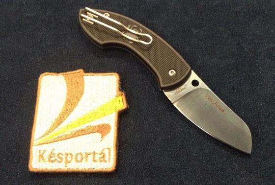 Kesportal: IWA2013 Spyderco 10