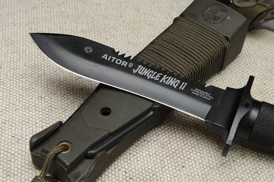 Magyar túlélő kés