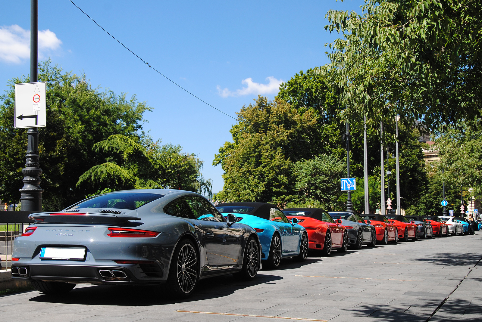Porsche sor