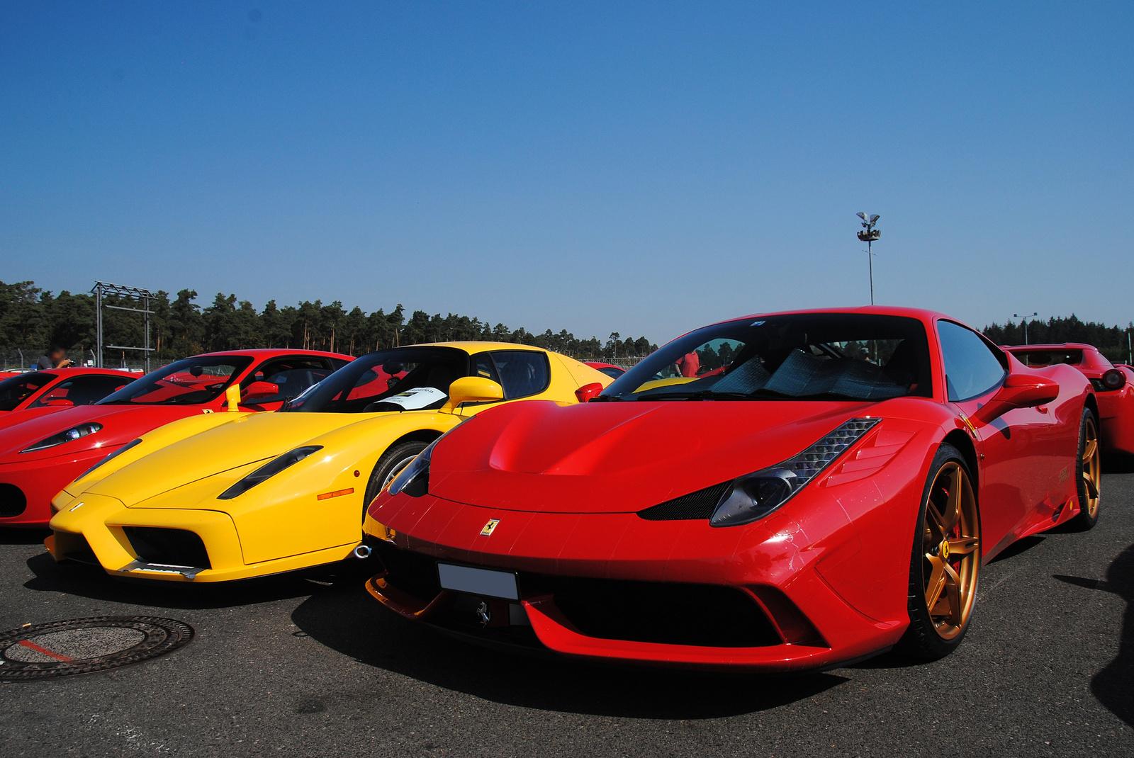Ferrari Enzo Ferrari - Ferrari 458 Speciale