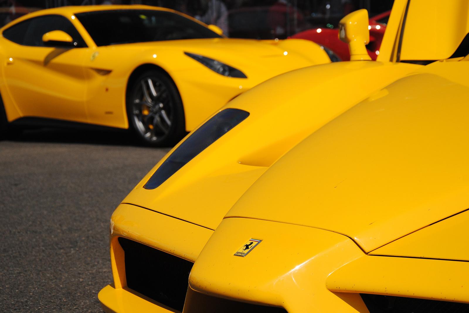 Ferrari F12berlinetta - Ferrari Enzo Ferrari