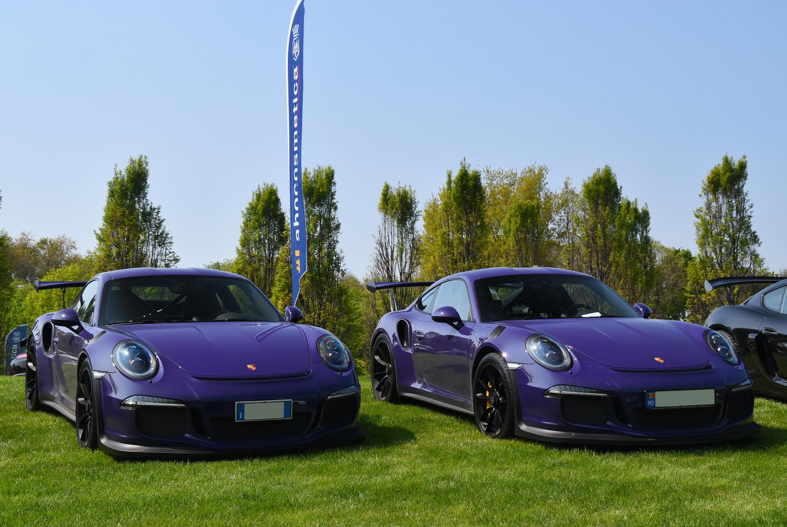 Porsche 911 (991) GT3 RS - 911 (991) GT3 RS