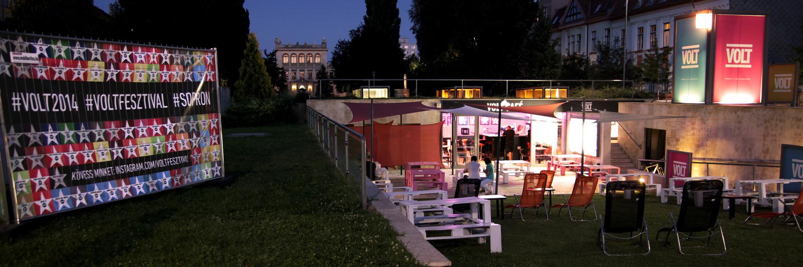 Volt Café Sopron