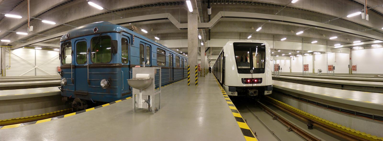 LoviGabi: M4 tesztfutas Alstom 20121129-14