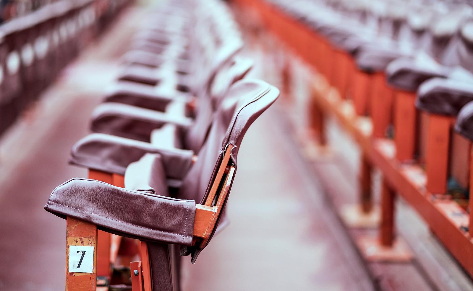 széksorok