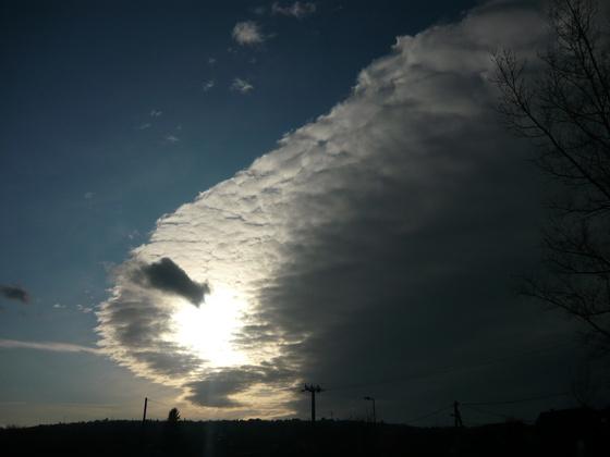 Napraforgó53: Bárány--felhő