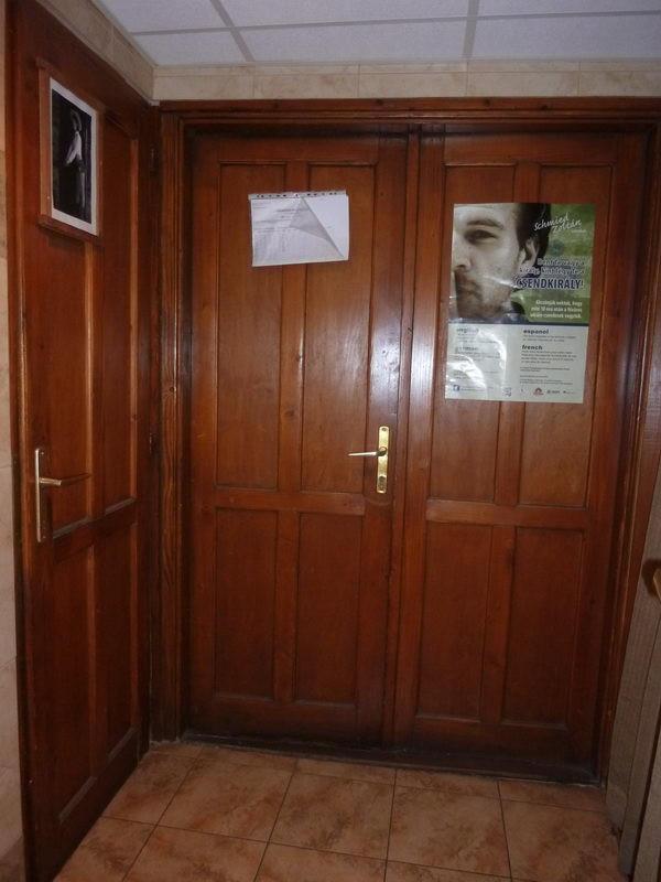 Normál ajtó