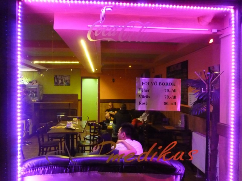 LED gyönyör