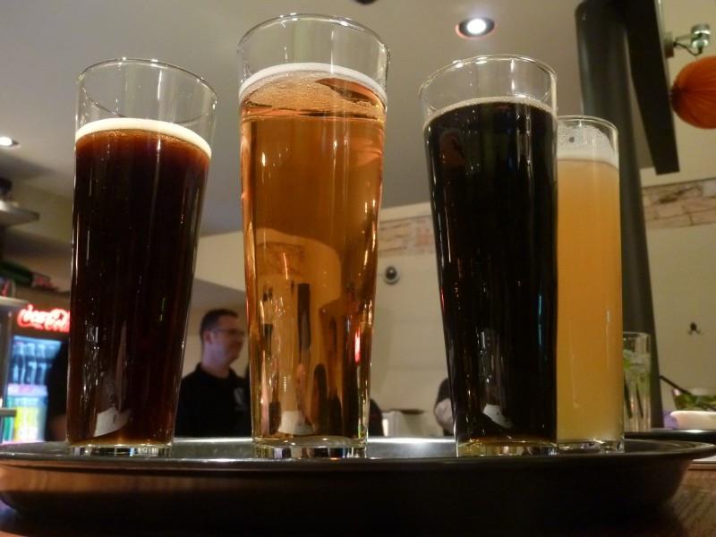 Színes sörök