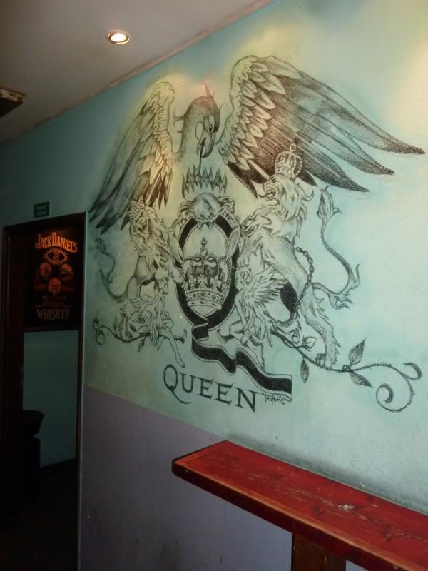 A Queen menő