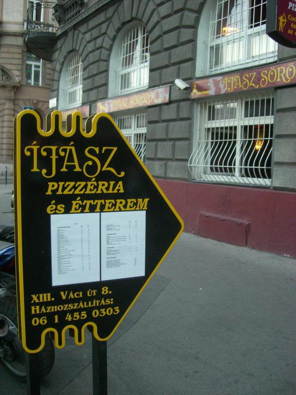 Söröző és pizzéria