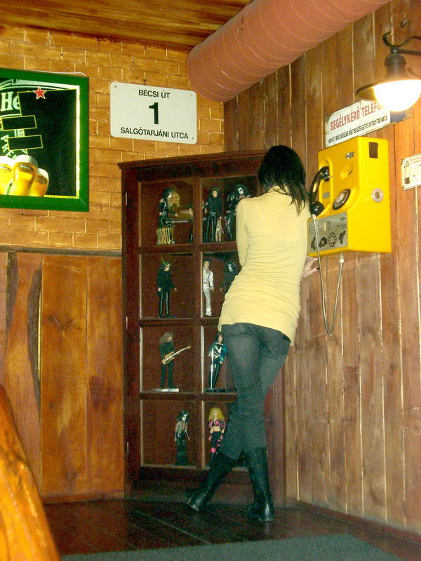 Nyilvános telefonhely