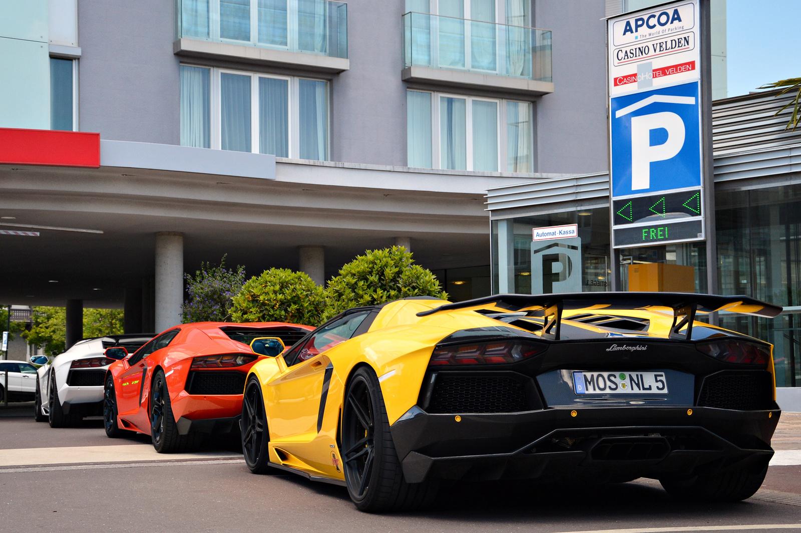 Lamborghini sor