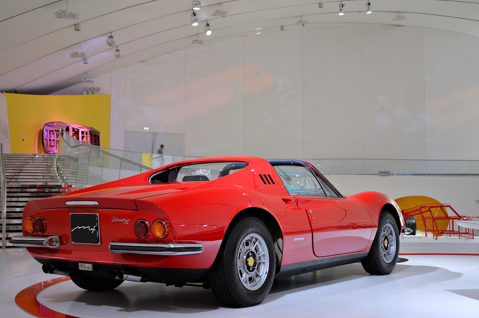 Ferrari 246 GTS Dino