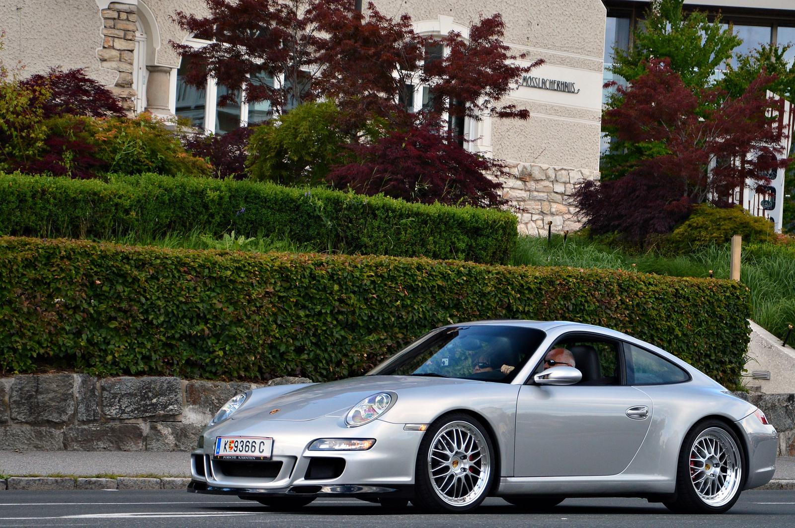 Porsche 911 (997) Carrera S