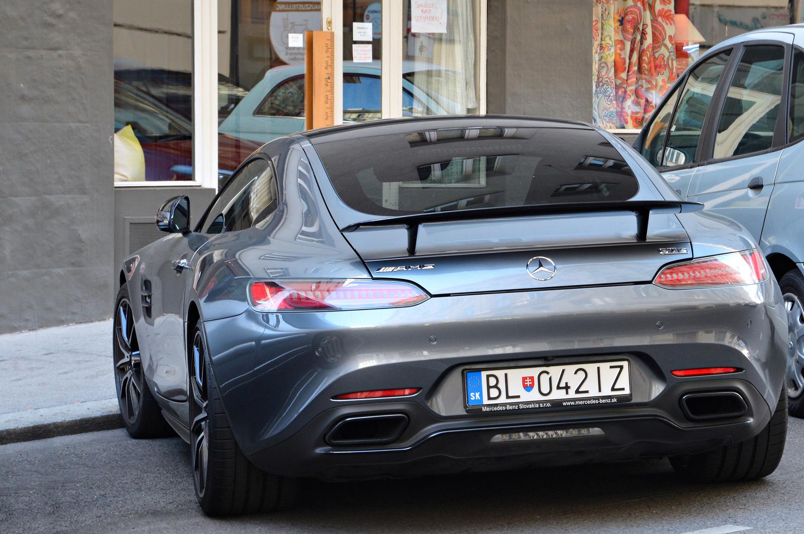 Mercedes-AMG GT S Ediion 1