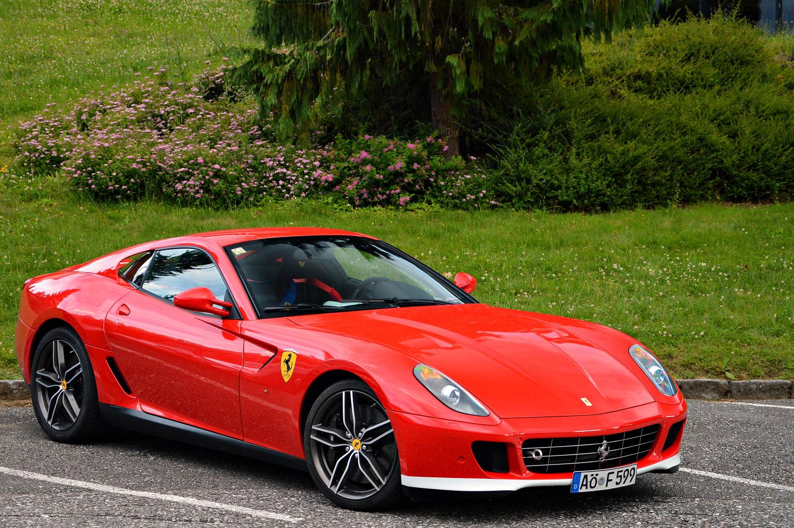 Ferrari 599 Alonso Edition 60F1