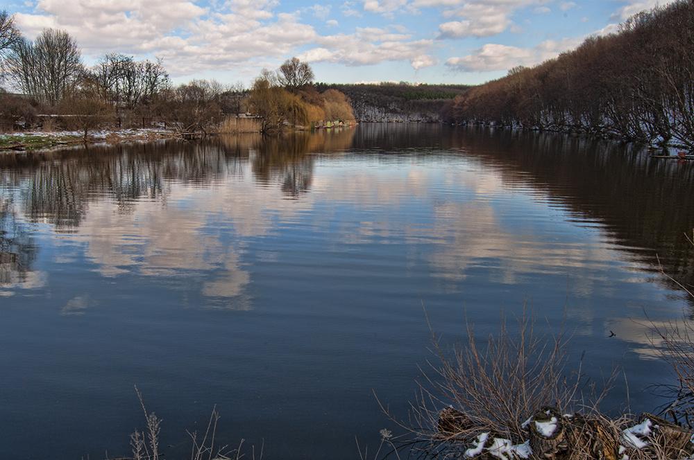 Tolmácsi tó