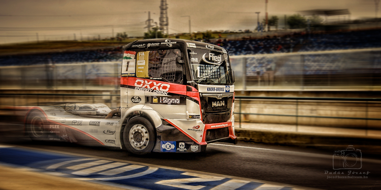 Shell Hungary Truckfest - ETRC